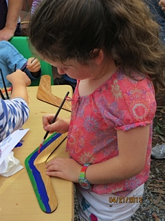 Boomerang making Workshop